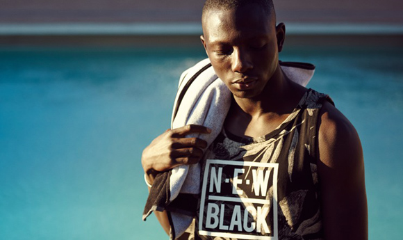 New Black Summer14 collection