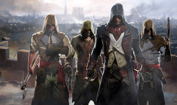 Assassins Creed Unity 2014 L