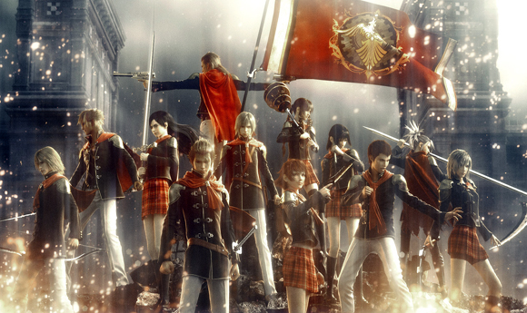 Final Fantasy Type-0 L