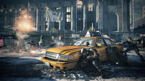 Tom Clancys The Division S