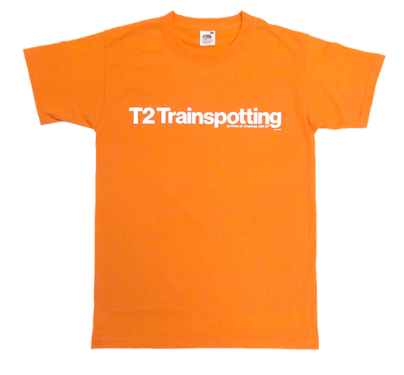 Trainspotting.T-shirt