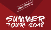 Kingsize presenterar RED STRIPE Summer Tour 2018