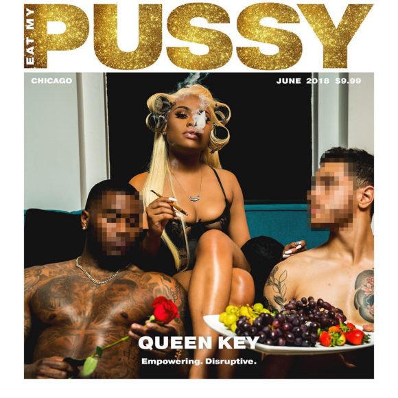 Queen-Key-Eat-My-Pussy-S
