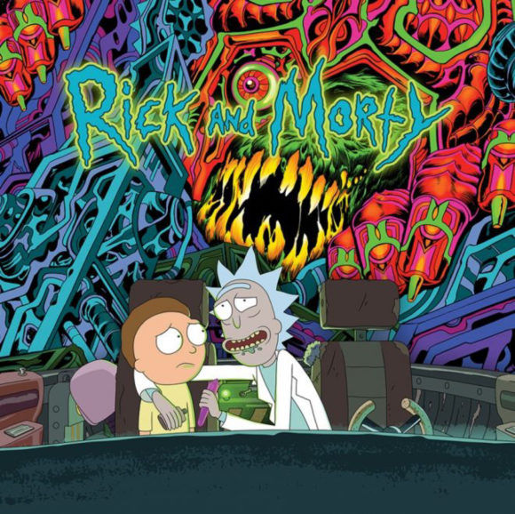 Rick-and-Morty-album-s
