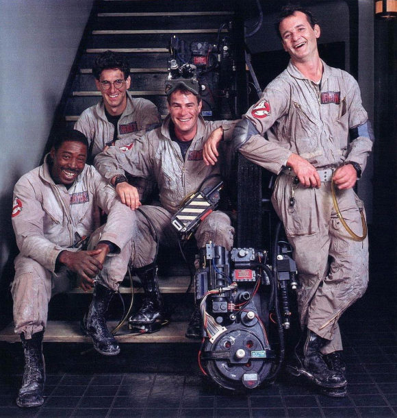 Ghostbusters-S
