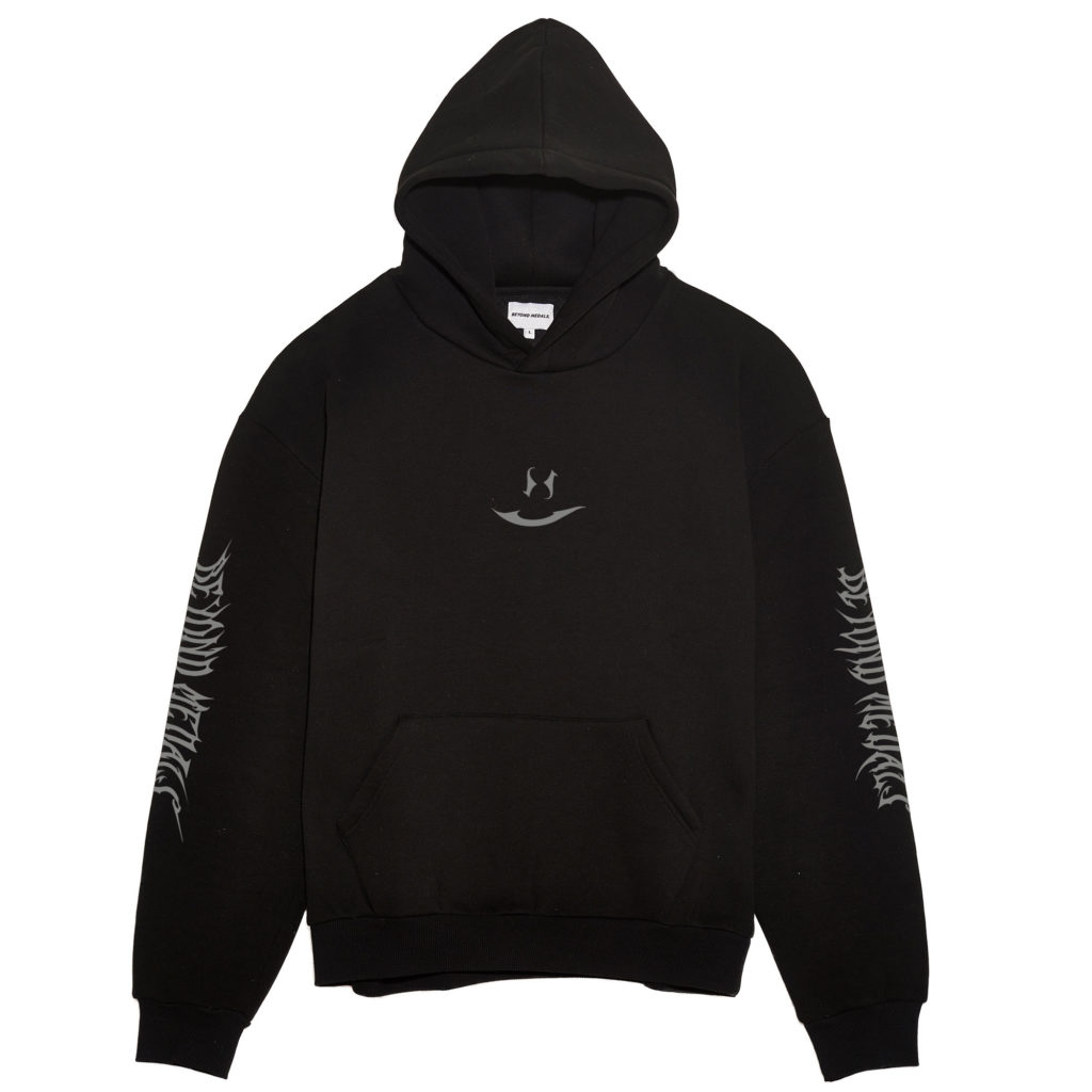 HOOD-BLACK-metallic