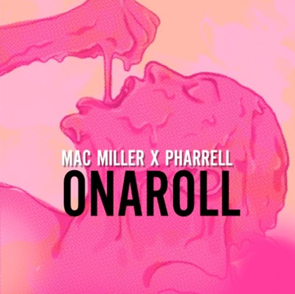 Mac Miller x Pharrell WIlliams-S