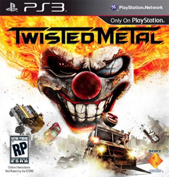 Twisted Metal-S