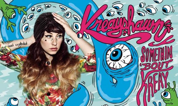 Kreayshawn-Somethin-Bout-Kreay-2012-L