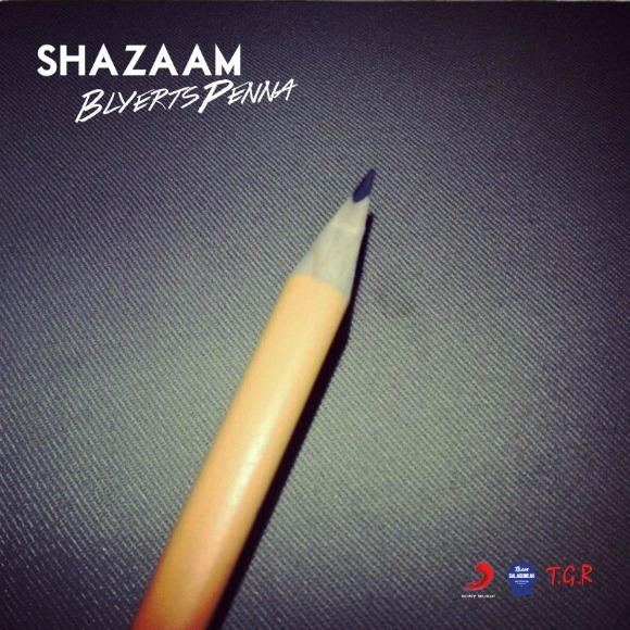 shazaam-blyertspenna-S