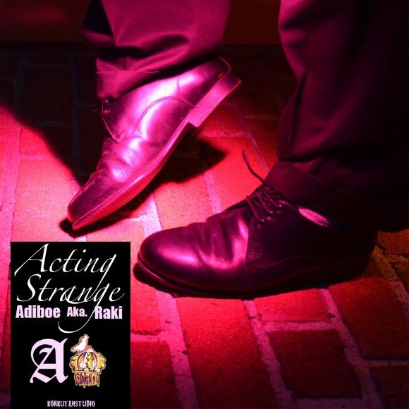 Adiboe-Acting Strange-S