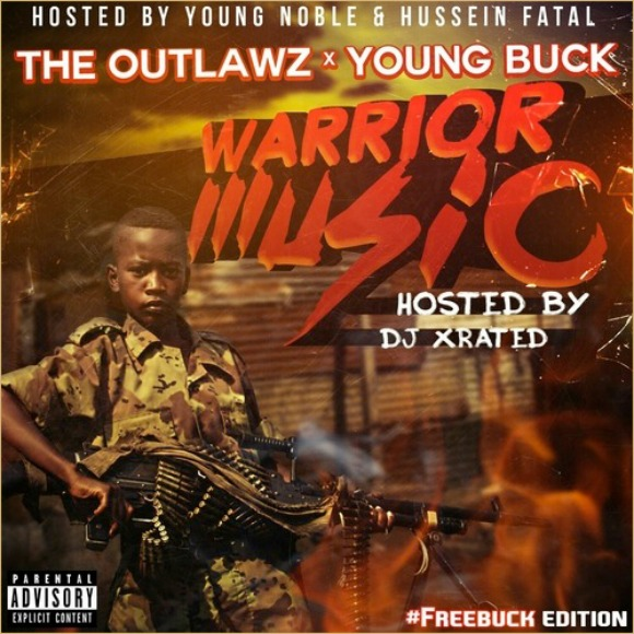 Young-Buck-And-The-OutLawz-Warrior-Music-S
