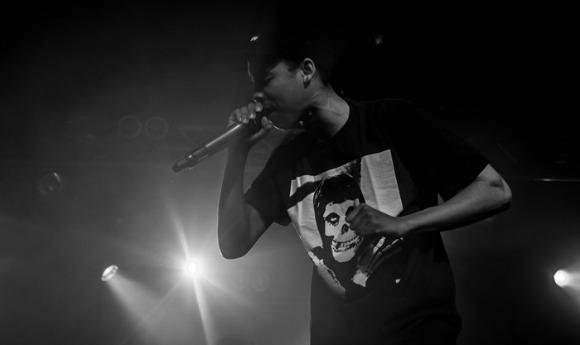 Konsertrecension – Earl Sweatshirt live på Debaser Strand