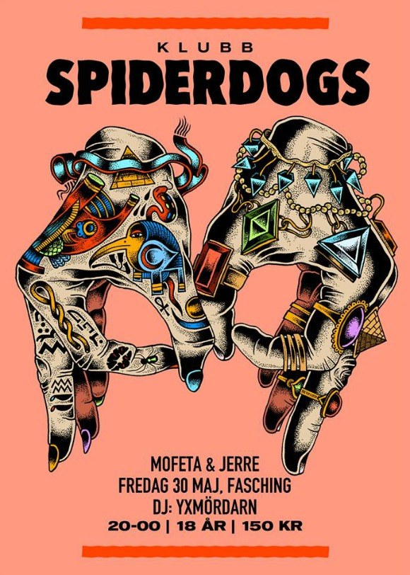 spiderdogs-fasching-30maj-2014-S