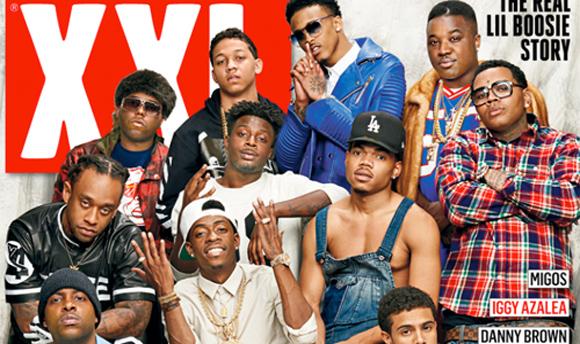 XXL Freshmen 2014 - Mixtape-L