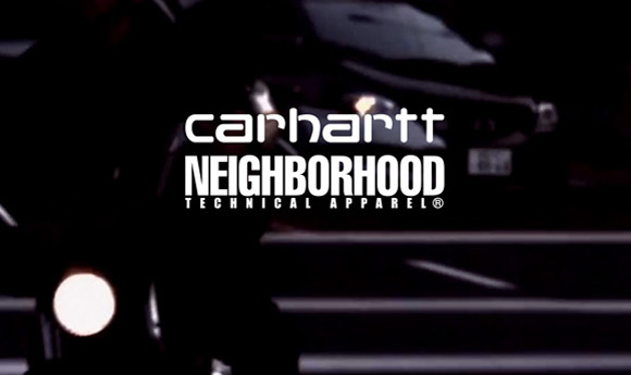 NEIGHBORHOOD X CARHARTT WIP