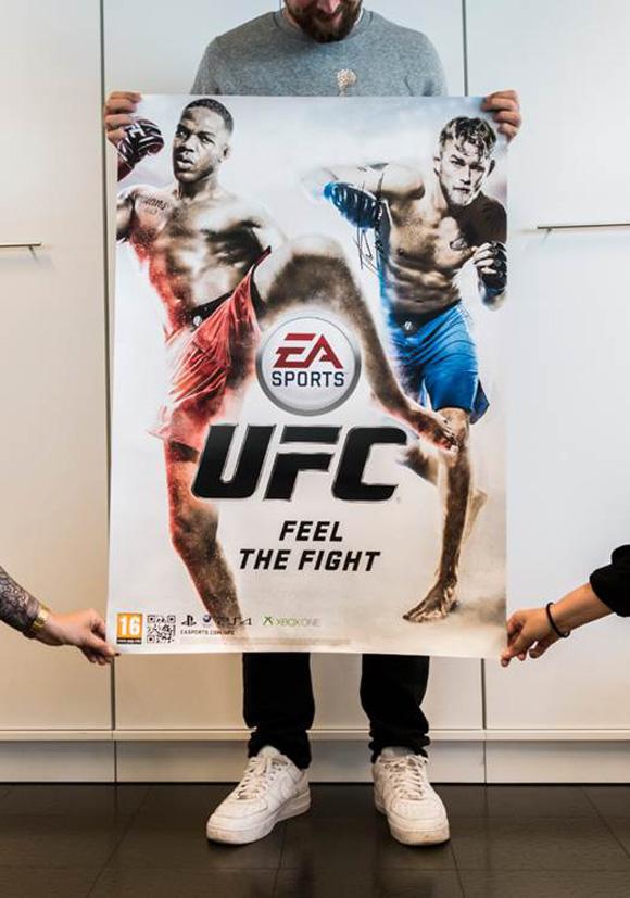 UFC-The Mauler