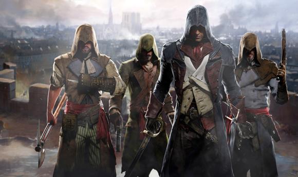 Assassins Creed Unity 2014 L