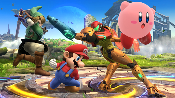 Super Smash Bros for Wii U S