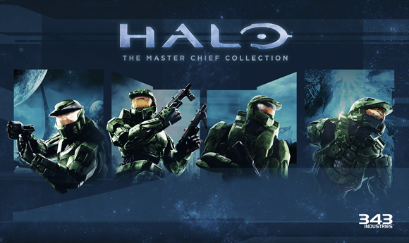 Halo The Master Chief Collection L