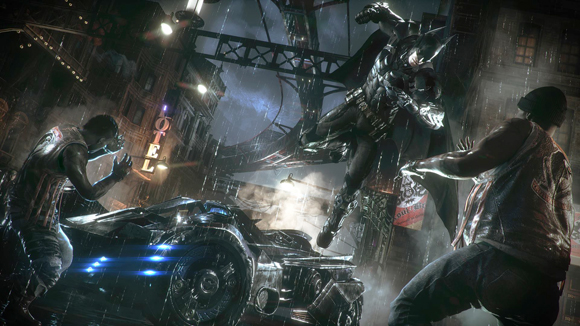 Batman Arkham Knight S