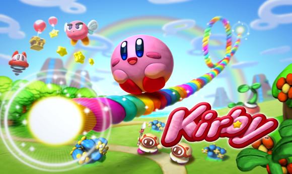 Kirby and the Rainbow Curse L