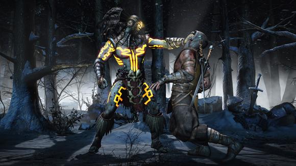Mortal Kombat X S