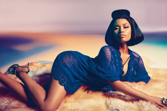 Nicki Minaj-Cavalli (artikelbild)