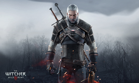 The Witcher The Wild Hunt L