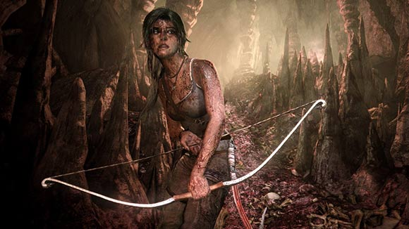 Rise of the Tomb Raider S