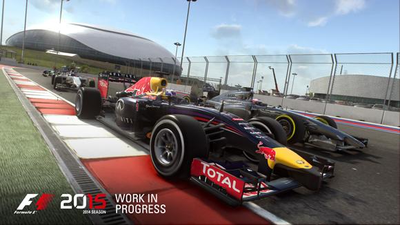 F1 2015 S