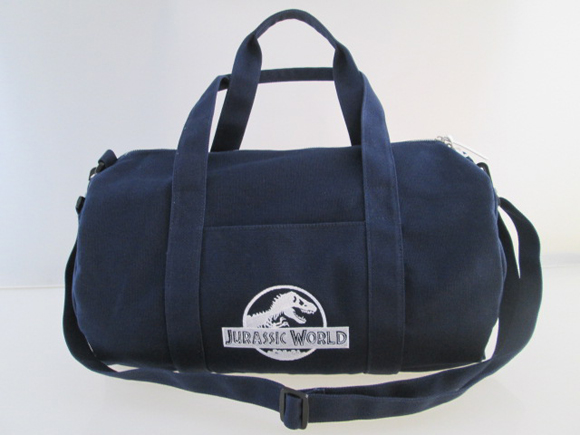 Jurassic World Bag Front