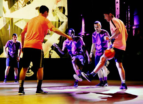 Nike Fotball XSfeerbeeld finaleFoto ; Pim Ras