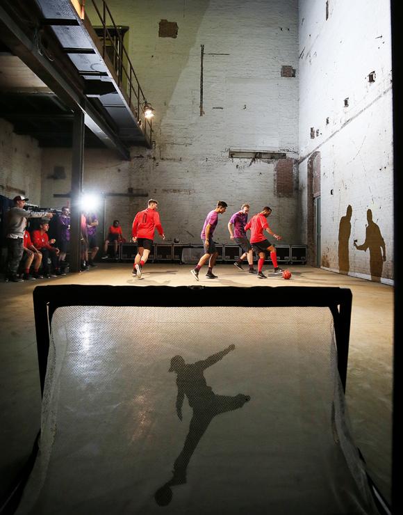 Nike Fotball XSfeerFoto ; Pim Ras