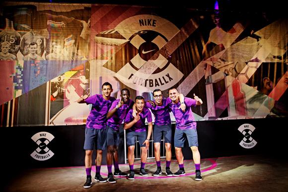Nike Fotball XDe winnaarsFoto ; Pim Ras