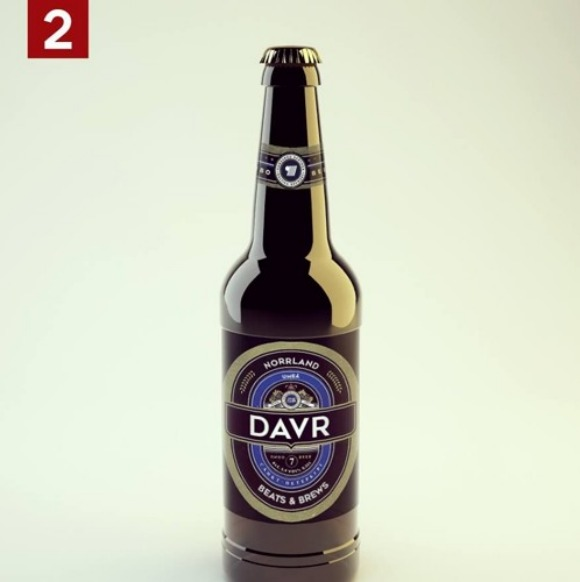 Davr - Brews & Beats Vol 2-S