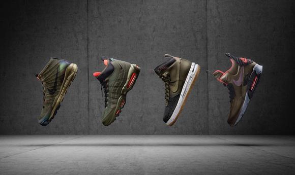Nike Sneakerboot