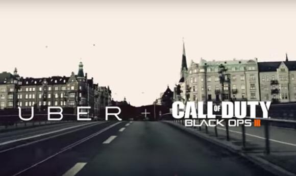 COD x Uber