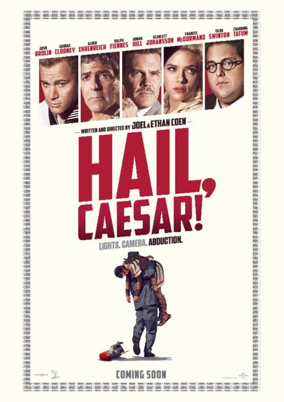 Hail Ceasar poster