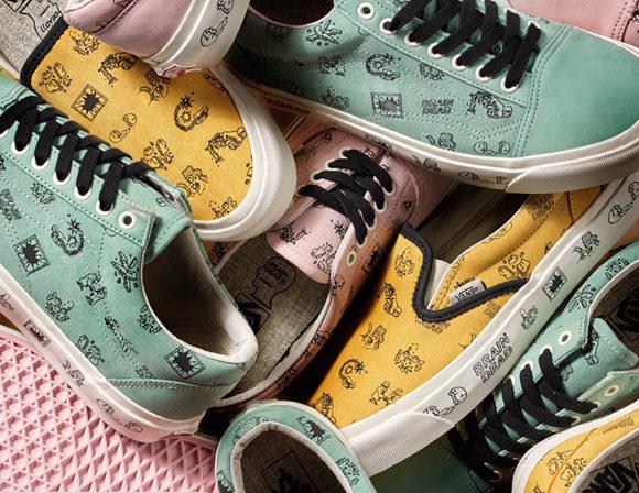 SP17_Vault_BrainDead_Footwear_Collage