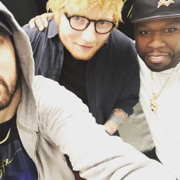 50 Cent Spelar In Ny Musik Med Eminem Och Ed Sheeran