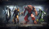"""EA Games och Bioware lanserar nya spelet """"Anthem"""""""