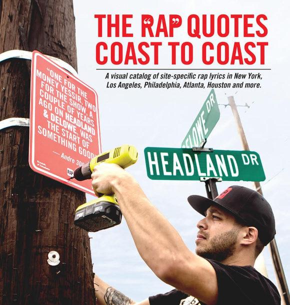The Rap Quotes Coast to Coast-S