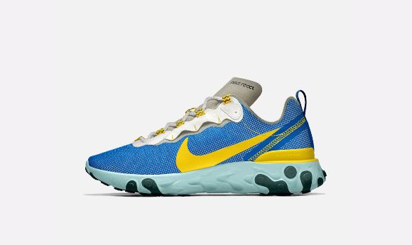 best sneakers 40a41 01ad0 Nike By You – nu kan du designa ditt egna par ...