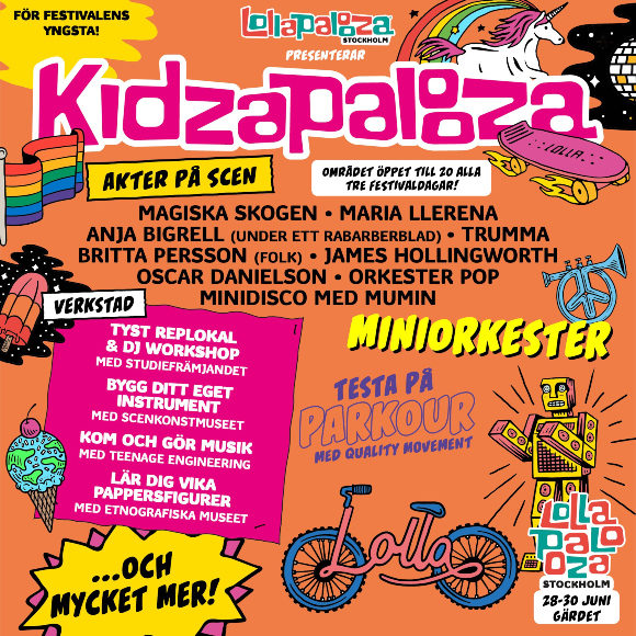 Kidzapalooza-s