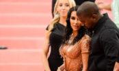 Kanye West och Kim Kardashian avslöjar namnet på deras fjärde barn