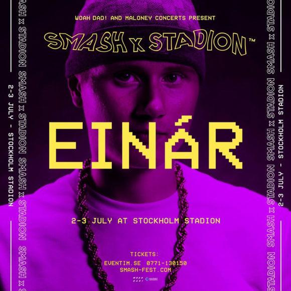 Einar-Smash-S