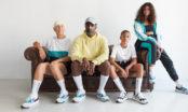 New Black och New Balance hyllar familj i ny lookbook för ikonisk sportmodell