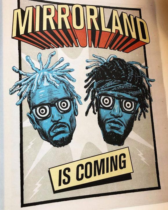 Earthgang-mirrorland-poster-s
