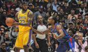 LA Clippers besegrade LA Lakers i NBA-premiären